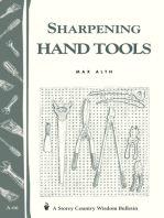 Sharpening Hand Tools