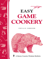 Easy Game Cookery