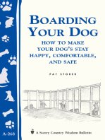 Boarding Your Dog