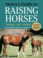 Storey's Guide to Raising Horses, 2nd Edition