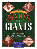 When the Giants Were Giants
