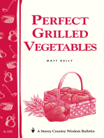 Perfect Grilled Vegetables