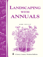 Landscaping with Annuals