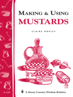 Making & Using Mustards