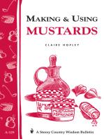 Making & Using Mustards
