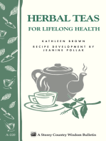 Herbal Teas for Lifelong Health