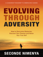 Evolving Through Adversity