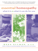 Essential Homeopathy