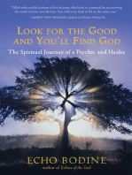 Look for the Good and You'll Find God