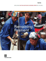World Bank East Asia and Pacific Economic Update 2012, Volume 2: Remaining Resilient