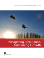 World Bank East Asia and Pacific Economic Update 2011, Volume 2: Navigating Turbulence, Sustaining Growth