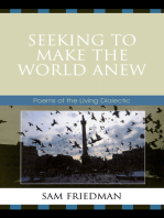 Seeking to Make the World Anew
