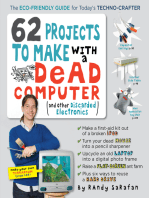 62 Projects to Make with a Dead Computer