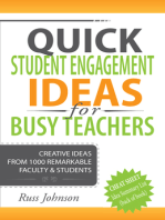 Quick Student Engagement Ideas for Busy Teachers
