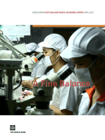 World Bank East Asia and Pacific Economic Update, April 2013: A Fine Balance