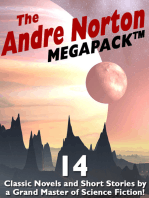 The Andre Norton MEGAPACK ®