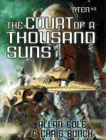 The Court of a Thousand Suns (Sten #3)