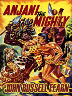 Anjani the Mighty