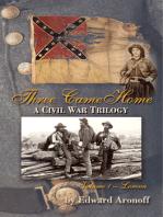 Three Came Home Volume I - Lorena