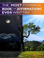 The Most Powerful Book of Affirmations Ever Written