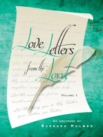 Love Letters from the Lord (Volume 1)