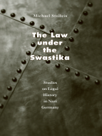 The Law under the Swastika