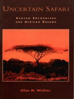 Uncertain Safari