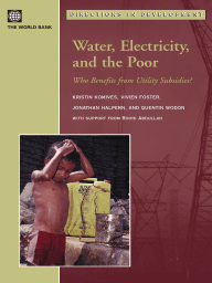 Water, Electricity, and the Poor