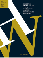 Ending Holy Wars: Religion and Conflict Resolution in Civil Wars