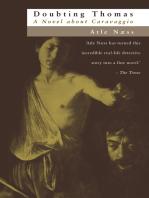 Doubting Thomas: A Novel about Caravaggio