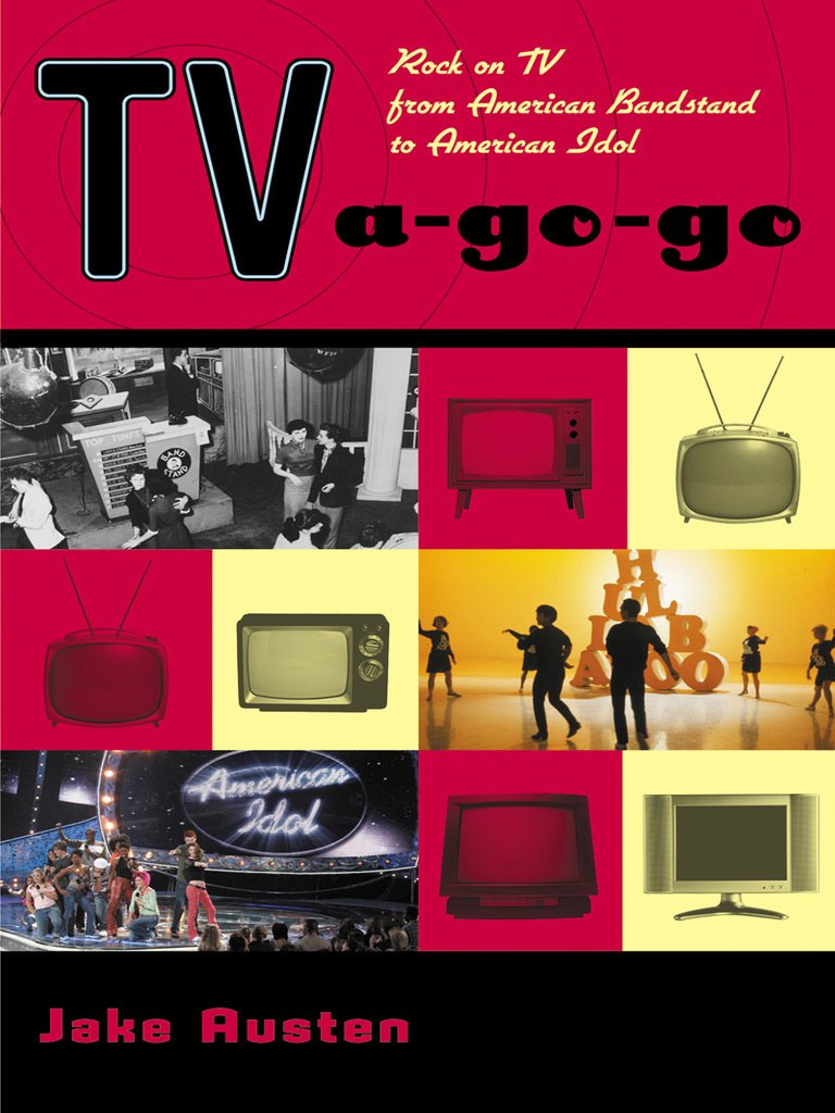TV-a-Go-Go by Jake Austen - Read Online