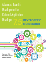 Advanced Java EE Development for Rational Application Developer 7.5