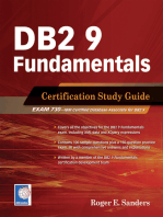 DB2 9 Fundamentals