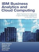 IBM Business Analytics and Cloud Computing