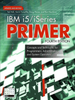 IBM i5/iSeries Primer