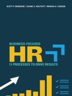 Business-Focused HR