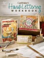 CardMaker's® Hand-Lettering Workbook