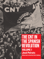 The CNT in the Spanish Revolution: Volume 1