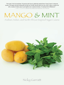 Mango & Mint: Arabian, Indian, and North African Inspired Vegan Cuisine