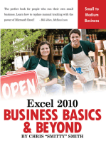 Excel 2010 – Business Basics & Beyond