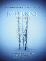 The Healing Your Grieving Heart Journal for Teens