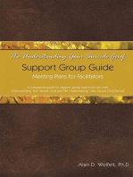 The Understanding Your Suicide Grief Support Group Guide