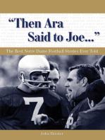 """Then Ara Said to Joe. . ."""