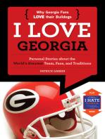 I Love Georgia/I Hate Florida