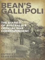 Bean's Gallipoli