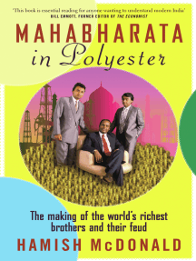 Mahabharata in Polyester: The Making of the World's Richest Brothers and Their Feud