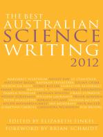 The Best Australian Science Writing 2012