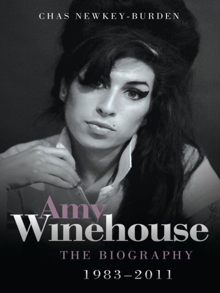 Amy Winehouse by Chas Newkey-Burden by Chas Newkey-Burden