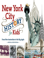 New York City History for Kids