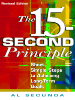 The 15-Second Principle, Revised Edition
